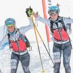 A Giorgia Felicetti e Melanie Ploner l'Adamello Ski Raid Junior