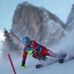 Campionati Italiani Slalom pista Aloch Pozza di Fassa