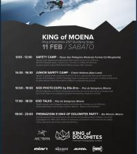 king of dolomites moena