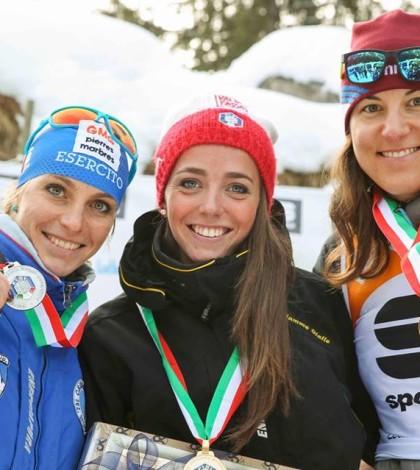 caterina ganz oro italia 2017