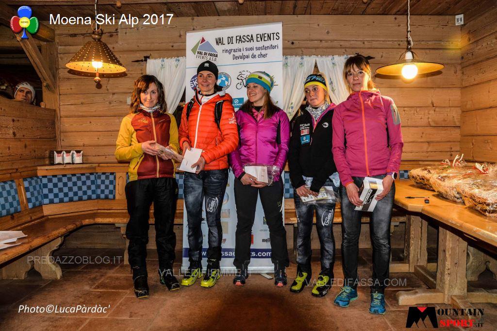 moena ski alp 20173