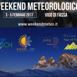 Weekend Meteorologico 3-5 febbraio a Vigo di Fassa