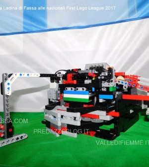 scuola ladina di fassa alla first lego league di rovereto3