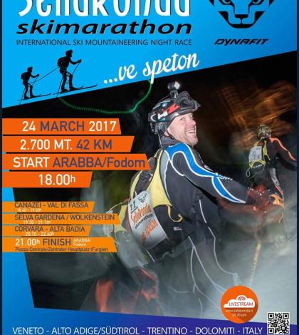 sellaronda ski maraton 2017