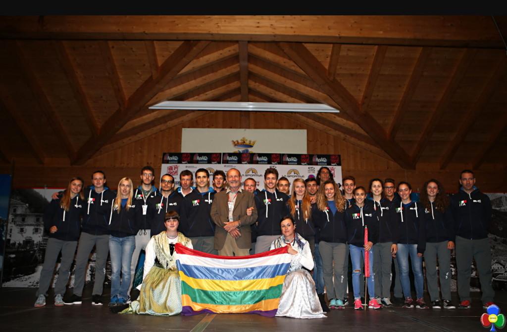 Campionati Europei di Arrampicata a Campitello di Fassa