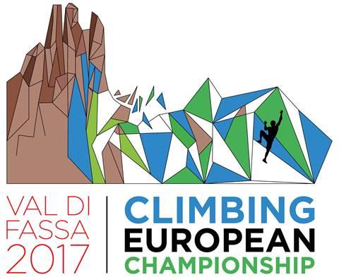 climbing european championship val di fassa 2017