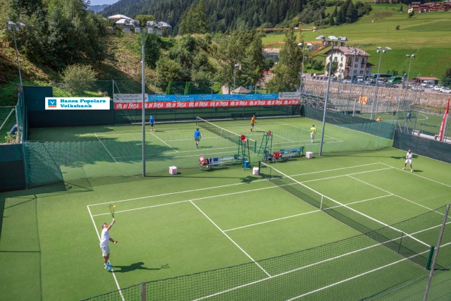 campi tennis moena