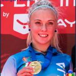 Giorgia Felicetti campionessa mondiale Skyrunning  Giovani