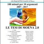 Le Tesi di Moena 2.0 Convegno sui cambiamenti climatici