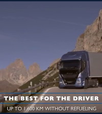 NUOVO STRALIS NP iveco