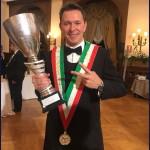 Roberto Anesi di Canazei è il 'Miglior sommelier d'Italia