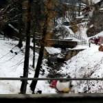 Muore cadendo nel torrente a Vigo di Fassa