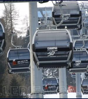 nuova cabinovia alba ciampac fassa