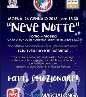 Neve Notte 2018