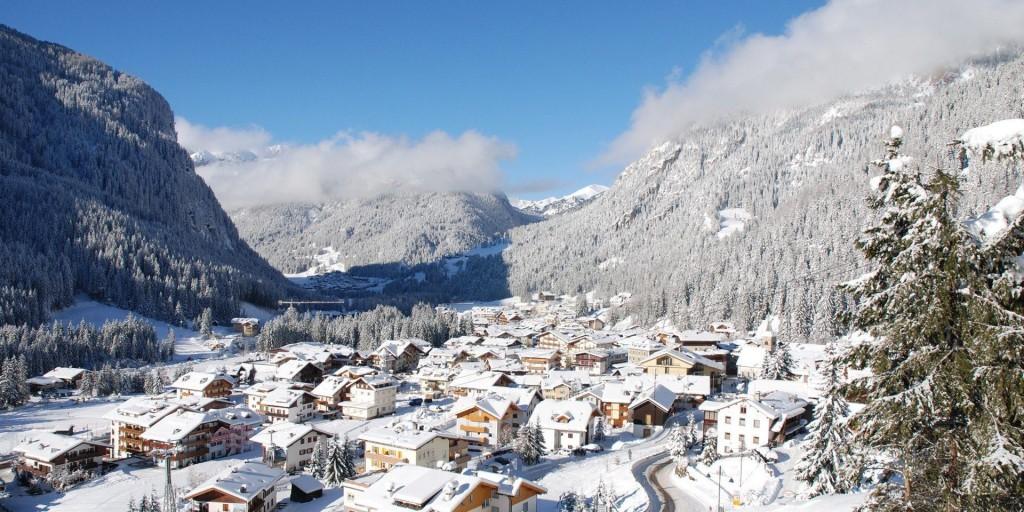canazei neve