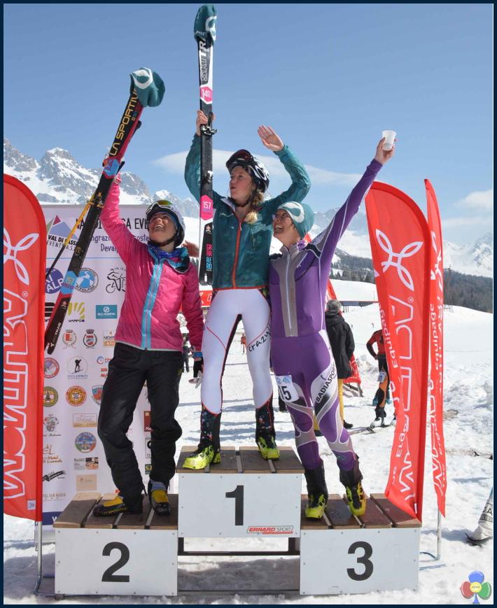 pizolada 2018 podio femm
