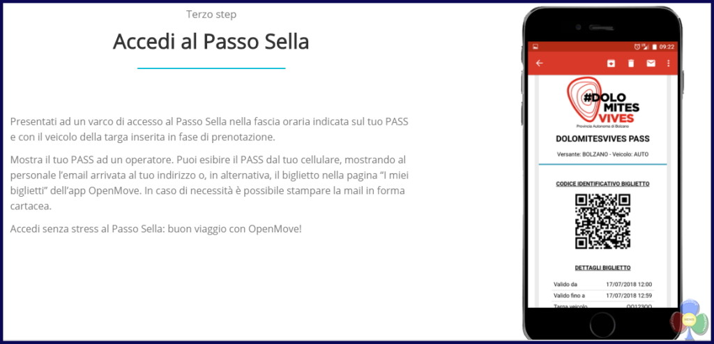 open move passo sella app 2018 step3