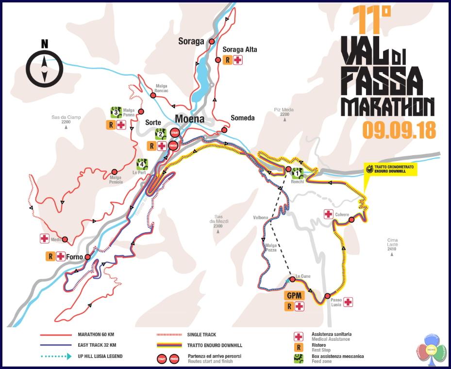 Val di Fassa Marathon