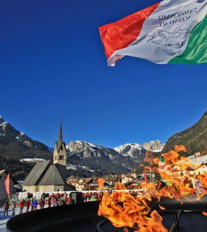 35° CAMPIONATO ITALIANO INVERNALE DEI VIGILI DEL FUOCO