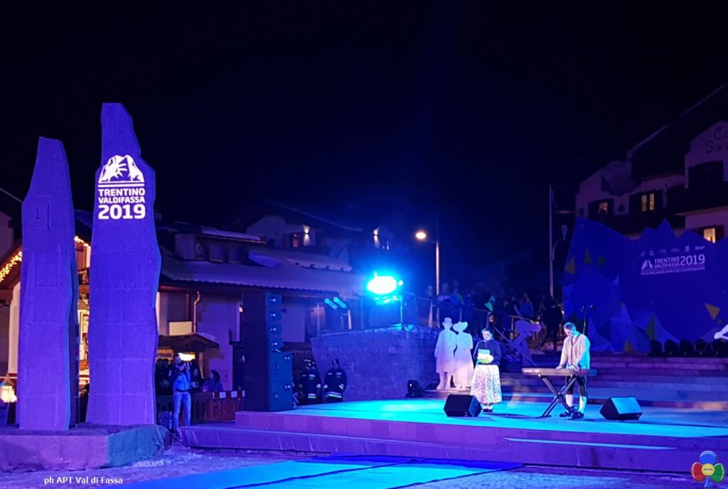 val di fassa 2019 cerimonia apertura 2