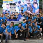 Il Team della Scuola Ladina alla First Lego League Italia