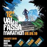 """Val di Fassa Marathon festeggia """"il mito"""": 30 anni della salita del Lusia"""